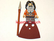 NEW LEGO® Lord HOBBIT™ Bifur the Dwarf companion minifigure figure spear 79002
