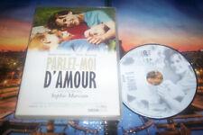DVD PARLEZ-MOI D'AMOUR un film de sophie marceau