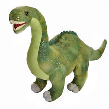 "Diplodocus Dinosaur soft plush toy 17""43cm Dinosauria Ii Wild Republic New"