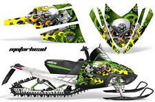 AMR Racing Arctic Cat M Series Snowmobile Graphic Kit Sled Wrap Decals MOTOHD G