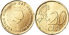 D) PAESI BASSI 20 CENTESIMI DEL 2000 FDC UNC