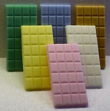 6 x fragrancia 85 G Cire Fondre bars for £ 16.50. Plus de 400 parfums