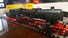Marklin HO locomotive 83415  vapeur BR 52 avec tender en boite avec notice