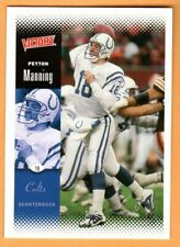 PEYTON MANNING/2000 VICTORY FOOTBALL CARD