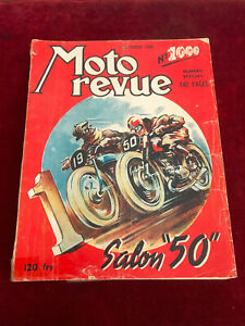 revue moto N91 MOTO REVUE OCTOBRE 150 SALON NUMERO 1000