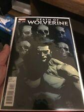 Death Of Wolverine (2014) #1 1st Print 1 in 50 Leinil Francis Yu Art Variant