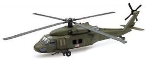 New  Ray 1/60 UH60 Black Hawk Helicopter (Die Cast) NRY25563