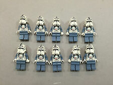 LEGO Clone Trooper Lot of 10 Star Wars Minifigure minifig Huge LOT Clones T139
