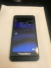 BlackBerry Z10 - 16Gb - Black (At&T) Smartphone Nice!
