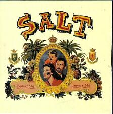 Salt cd (3 tracks) - Honour Me