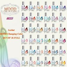 Lechat Perfect Match MOOD SET 36 New Changing Colours 2014 Gel Polish Collection