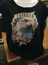 Freedom Forever Womans T-Shirt