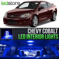 2005-2010 Chevrolet Cobalt Blue LED Lights Interior Kit