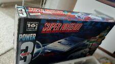 Super Nintendo Snes OVP Sammlerstück toller Zustand!!! SELTENER ZUSTAND!!!