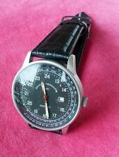 DEUTSCHES UHRENKONTOR  DUK  MAVERICK 1980 - Herrenuhr Uhr Armbanduhr Wasserfest