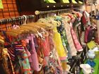 50 piece Lot-Wholesale Mixed Lot of KIDS Clothing for Resale S-M-L-XL BOYS-GIRLS