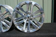 4  2015 2017 Chevrolet Colrado or GMC Cayon 18 x 8.5 Factory Wheels 22901344
