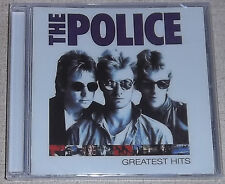 THE POLICE Greatest Hits SOUTH AFRICA Cat# STARCD 6006