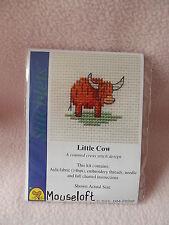 Mouseloft stitchlets Cross Stitch Kit ~ ~ peu Vache Nouveau