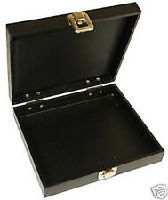 Jewelry Display Travel Case Solid Top Multi-Purpose