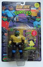 Teenage Mutant Ninja Turtles TMNT Star Trek Captain Leonardo MOC Playmates