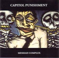 CAPITOL PUNISHMENT Messiah Complex CD (1993 We Bite) neu!