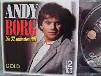 Andy Borg- GOLD- Die 32 schönsten Hits- 2 CDs