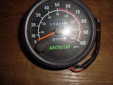 """Arctic Cat 4 1/2"""" Speedometer Gauge 6405 Miles 0620-130 Z ZR ZL Pantera 0620-238"""