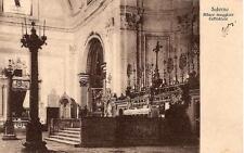 SALERNO  -  Altare maggiore  Cattedrale