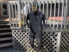 New listing Henderson 2 piece 7mm womans xxl Scuba Diving wetsuit, hangers , hood, gloves