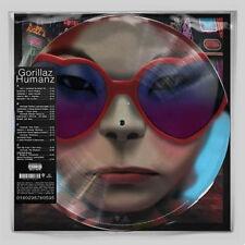 "Gorillaz - Humanz (NEW 2 x 12"" VINYL PICTUREDISC)"