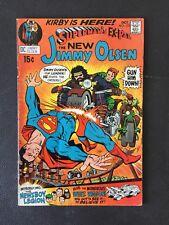 Superman's Pal Jimmy Olsen 133 1st Morgan Edge Jack Kirby Darkseid CGC CBCS It!