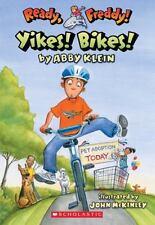 Ready, Freddy! #7: Yikes Bikes! by Klein, Abby