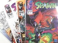 Auswahl = SPAWN #  1 - 63 ( Image, US Comic ) Neuwertig