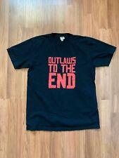 VTG Rockstar Games Red Dead Redemption Graphic Promotional T Shirt Size Large