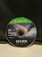 Mass Effect: Andromeda (Microsoft Xbox One, 2017) Disc Only