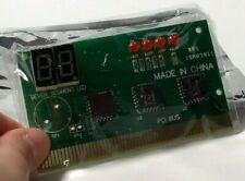 Desktop PC PCI Diagnostic Debug Post Test Card Motherboard Tool 2 digit Tester
