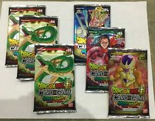 NEW 6 (SIX) BOOSTER PACKS Dragon Ball Super Card Game Miraculous Revival
