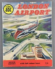 LONDON AIRPORT ABC BOOK SEAT MAPS FOR TU-104 BRITANNIA STRATOCRUISER ARGONAUT