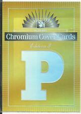 Playboy Chromium Cover Cards Edition 2 Refractor Card # R168