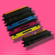 5 TONER for BROTHER TN115 TN-115 HL-4040CDN HL-4040CN MFC-9840CDW MFC-9440CN