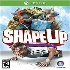 @New@ Shape Up Xbox One Video Consoles Games Toy Kids Play Gift Christmas Gift
