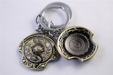 Keychain Dota 2 Immortal Champion Shield Hand Metal Hangings Necklace Pendant