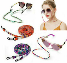 Adjustable Sunglasses Neck Cord Strap Eyeglass Glasses String Lanyard Holder lo