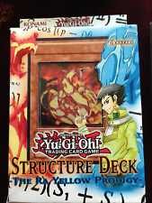 Orica Cosplay Deck Bastion Misawa's The Ra Yellow Prodigy original custom deck!
