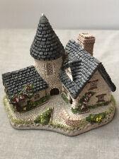1985 David Winter Cottages Vicarage - No Coa No Box