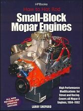 HP Books How to Hot Rod Small-Block Mopar Engines: 1964-92 Covers All Mopar A
