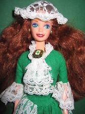 B313-Collector Irish barbie 2nd Edition dolls of the World mattel 1995 muy bien