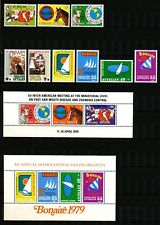 Nederlandse Antillen Jaargang 1979 postfris (zonder en-face)