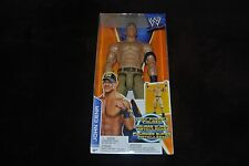 WWE WRESTLING JOHN CENA 12 INCH ACTION FIGURE NIB with Armband CCW04 NEAT